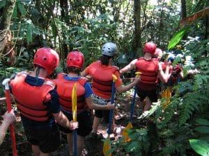 Rafting - Canopy San Lorenzo - Costa Rica 02