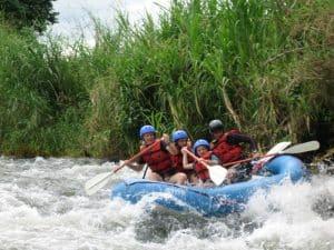 Rafting - Canopy San Lorenzo - Costa Rica 03