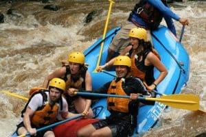 Rafting - Canopy San Lorenzo - Costa Rica 06