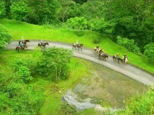 Horseback riding in Costa Rica (1)